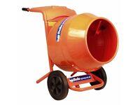 brand new boxed belle minimix cement mixer