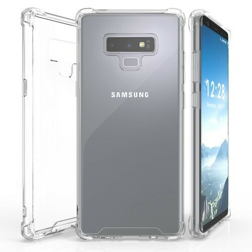 For Samsung Galaxy S10/Plus/S10e/Note 9/8/S9 Ultra Thin Crystal Clear Phone Case For Samsung Galaxy Note 9 Case
