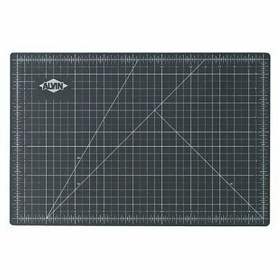 (Alvin Professional Cutting Mats Green/Black Size - 36L x 24W inches, New)