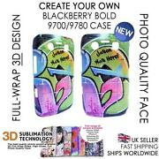 Personalised Blackberry Phone Cover