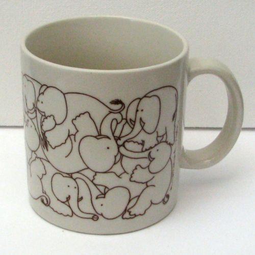 Elephant Mug Ebay
