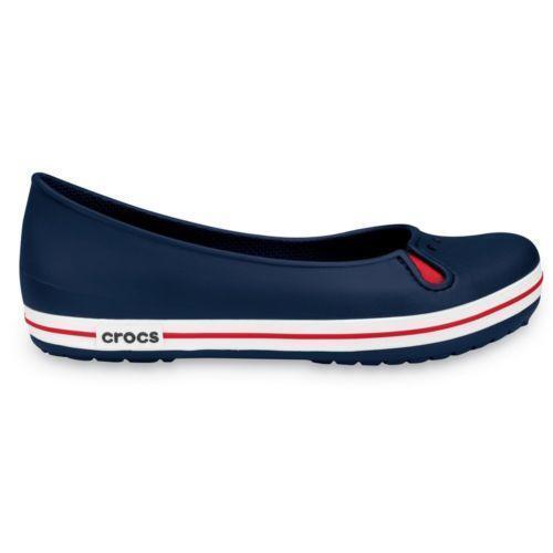 8a08c645ff9692 Crocs Crocband Flat | eBay