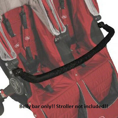 Baby Jogger Adjustable Double Belly Bar For City Mini Double and Double GT! New , usado comprar usado  Enviando para Brazil