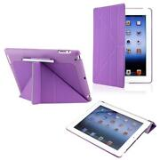 iPad 2 Case Purple