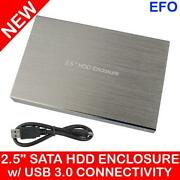 2.5 HDD Enclosure USB 3