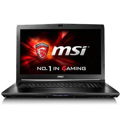 "Msi Gl72m 7rdx-1218 17.3"" Lcd Notebook - Intel Core I7 [7th Gen] I7-7700hq"
