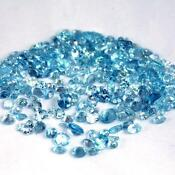 Blue Topaz Loose Gems