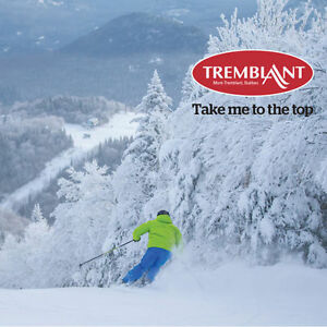 ** 9xSki Tickets-Passes *>MONT TEMBLANT<*Any Day Of 2017 Season*