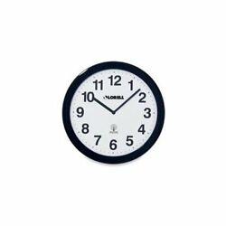 Lorell Radio Controlled Wall Clock - Digital - Quartz - Atomic (LLR60997)