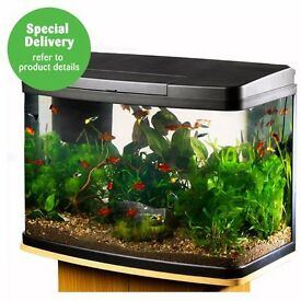 Fish tank and stand for sale - in EXCELLENT condition