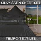 Unbranded Satin Bedding Sheets