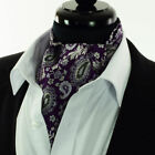 Floral Ascot Ties for Men