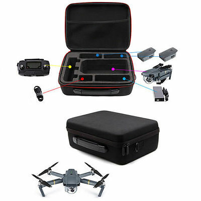 Waterproof Hardshell Shoulder BagCarrying Case Protector For DJI MAVIC Pro Drone