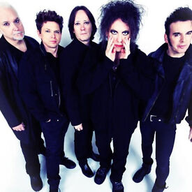 2 x Standing Tickets - The Cure @ Wembley Arena Thursday 1st December