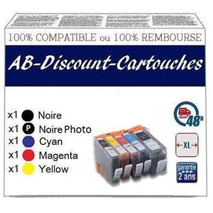 4ME15 Cartouches !!NON OEM !! compatibles avec HP 364 - HP364 - HP364XL - France - État : Neuf: Objet neuf et intact, n'ayant jamais servi, non ouvert, vendu dans son emballage d'origine (lorsqu'il y en a un). L'emballage doit tre le mme que celui de l'objet vendu en magasin, sauf si l'objet a été emballé par le fabricant d - France