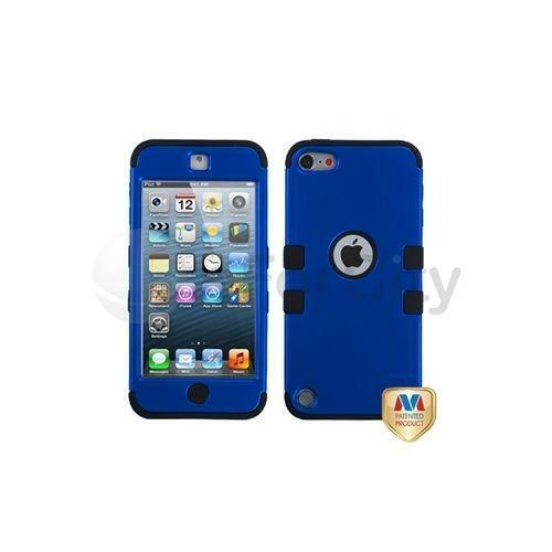 ipod touch 5 case blue ebay. Black Bedroom Furniture Sets. Home Design Ideas
