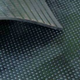 4x sheets rubber stable mats
