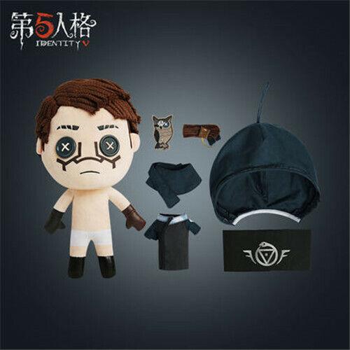 Identity V Survivor Eli Clark Seer Plush Doll Toy Original Skin