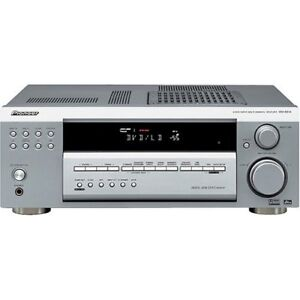 Audio/Video Multi Channel receiver with remote control