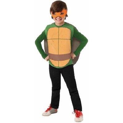 Teenage Mutant Ninja Turtles Michelangelo Dress-Up Costume 10-12 Large - Teenage Dress Up Kostüm