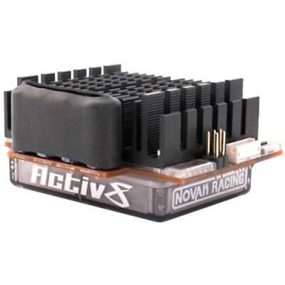 Novak Activ8 Racing Brushless Esc X-Drive, Super Tuner Firmware NOV1725