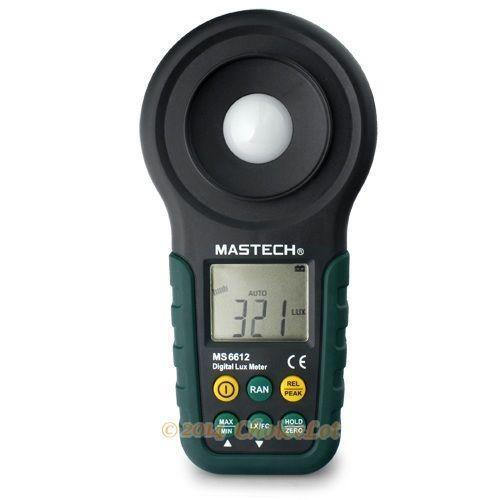 light intensity meter ebay. Black Bedroom Furniture Sets. Home Design Ideas