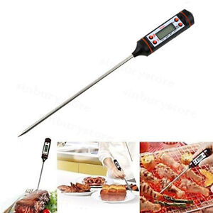 Kitchen Craft Stainless Steel Cooking Thermometer Jam Sugar Oil Frying UK