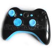 Blue Xbox 360 Controller