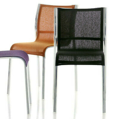 Magis By Stefano Giovannoni Paso Doble Outdoor Chair Black