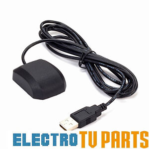 Usb Gps Receiver Vk   Metre Cable Magnetic Ublox Gps Raspi Win
