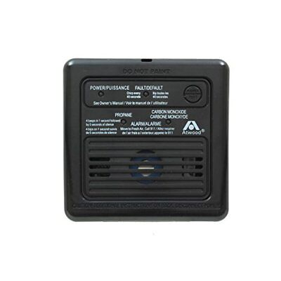 Atwood (31128 Surface Mount Box for Dual LP/CO Detector Dual Surface Mount