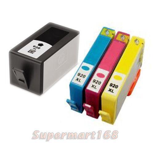 hp 920 chip ink cartridges ebay. Black Bedroom Furniture Sets. Home Design Ideas