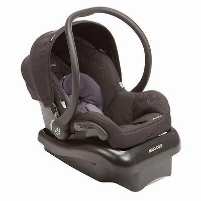 Maxi-Cosi 2016 Mico NXT Infant Car Seat Total Black New!! IC166APU