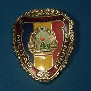 Romanian Badge