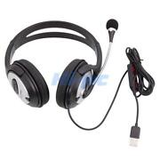 USB Headset with Microphone