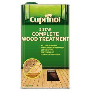 Wood Treatment Cuprinol Wood Treatment