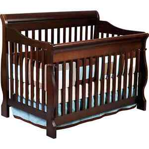 Bought new in 2013... Crib and mattress