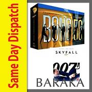 James Bond Blu Ray Collection