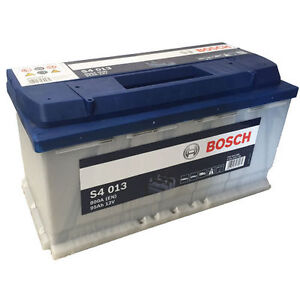 bosch s4 battery ebay. Black Bedroom Furniture Sets. Home Design Ideas