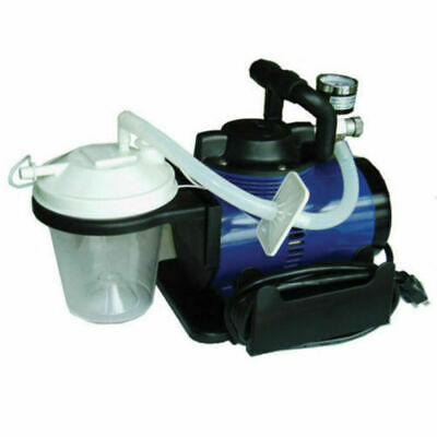 New Drive Medical 18600 Suction Pump Portable Home Heavy Duty Aspirator Machine