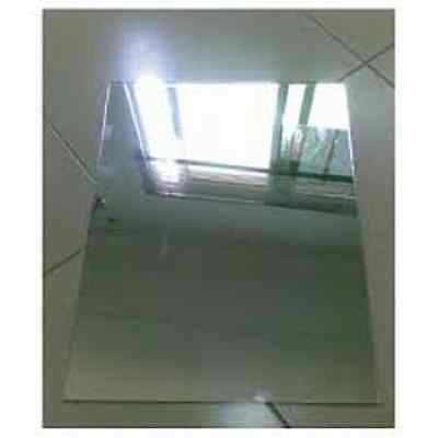 Alloy 430 Mirror Stainless Steel Sheet Wpvc 1 Side - 20g X 24 X 24