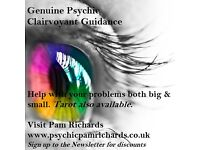 Psychic & Tarot Email Guidance