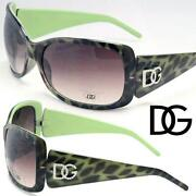 Retro Leopard Sunglasses