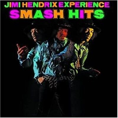 CD (NEU!) . JIMI HENDRIX - Smash Hits (Best of Jimmy / Hey Joe Purple Haze