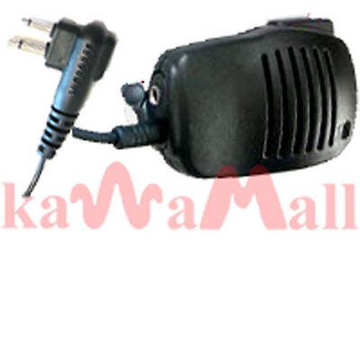 Mini Speaker Mic For Motorola Radio Gp300 Mtlspk