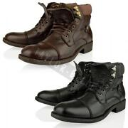 Mens Army Boots