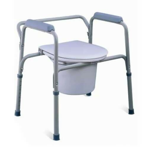 Bodymed ZZRCOM01 Steel 3-In-1 Commode