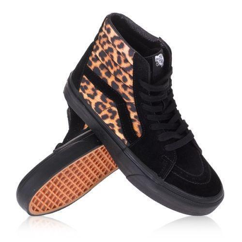 4e75b98deb Vans Sk8 Hi Leopard
