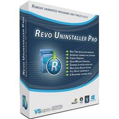 Vs Revo Uninstaller  Uninstall Programs Easily Traces Scanning Forced Unin