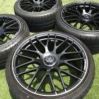 Michelin AMG Car & Truck Wheel & Tire Packages 19 Rim Diameter